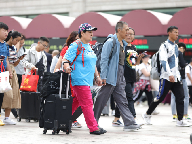 800 mln trips expected during China's National Day holiday