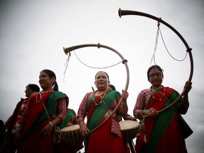 World Tourism Day celebrated in Kathmandu, Nepal