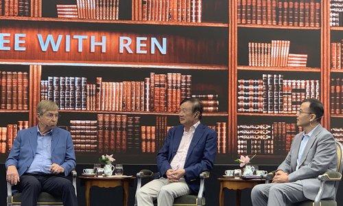 Huawei's Ren calls for tolerance, trust of 5G