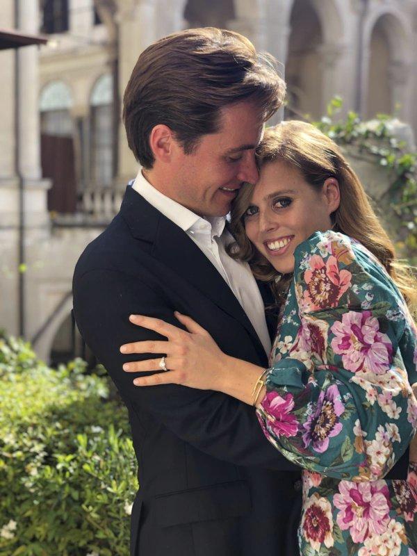 UK's Princess Beatrice engaged to real estate entrepreneur