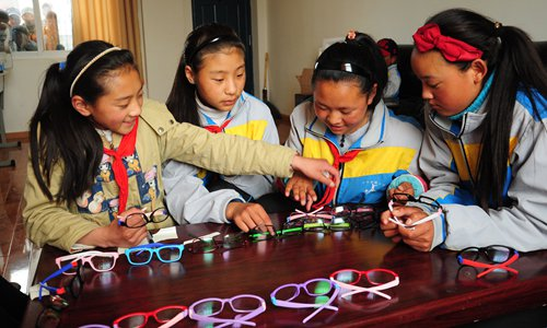 Beijing to use visual acuity on physical fitness tests to 'score' students