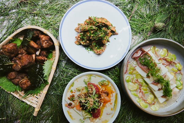 Yunnan cuisine eatery gives traditional flavors a twist