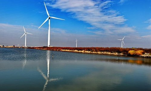 China has taken urgent actions to combat climate change: report
