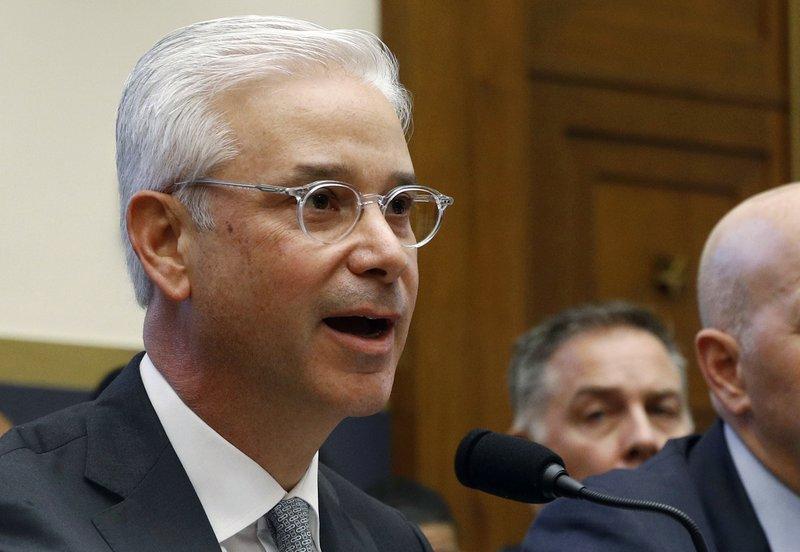 Wells Fargo appoints Scharf, Wall Street cheers