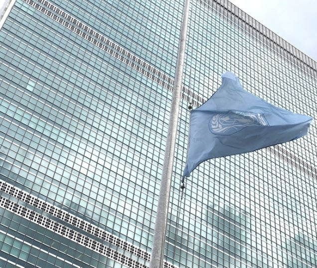 Parliament leader says Russia ready to host UN headquarters