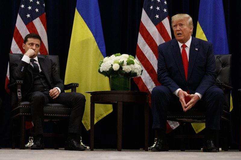 Ukraine's prosecutor says no probe into Biden