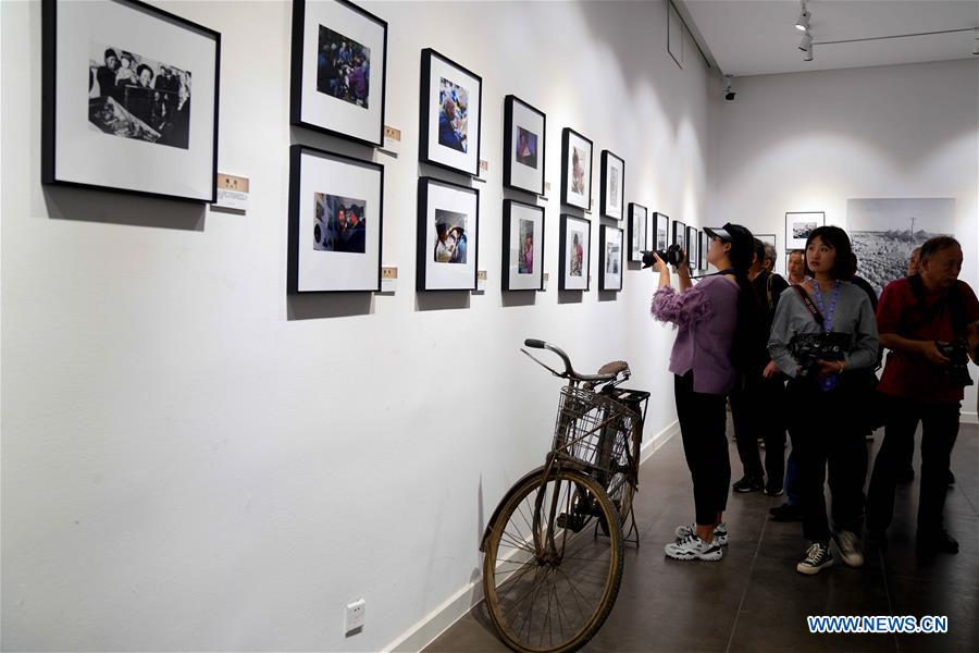 27th National Photographic Art Exhibition held in Weifang, east China's Shandong