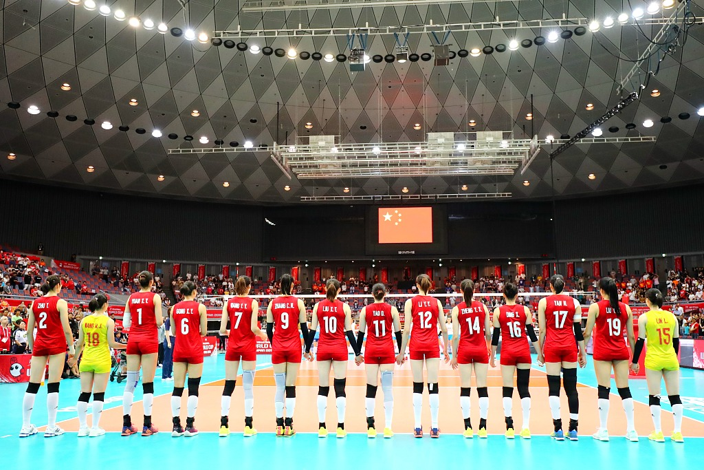 China crowned at FIVB Women's World Cup with perfect 11-0 record