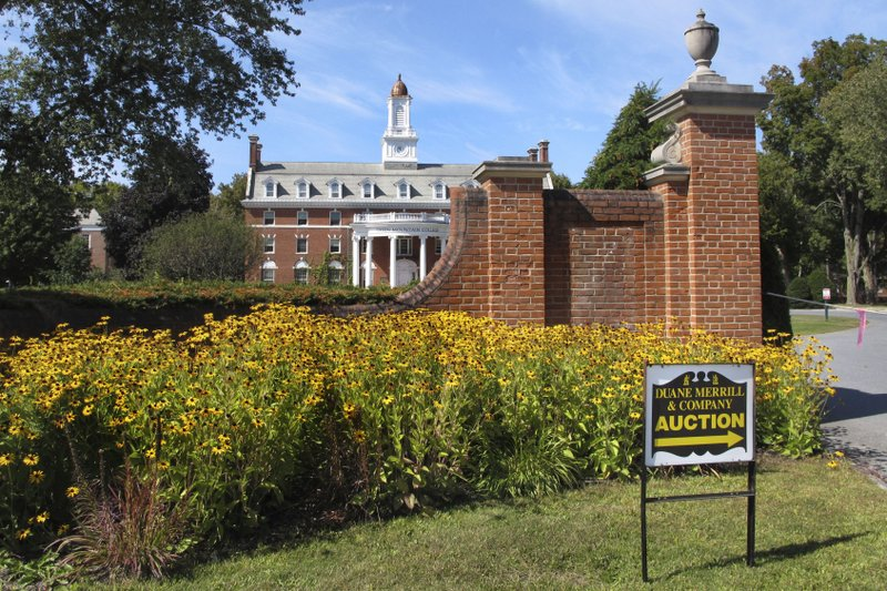 Former college towns left to adapt to business loss