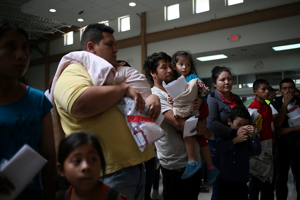 US judge rejects Trump policy of expanded deportation