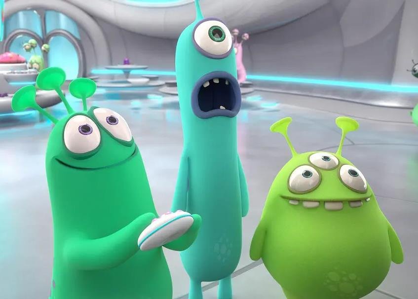 German animated sci-fi 'Luis and The Aliens' set for China screening