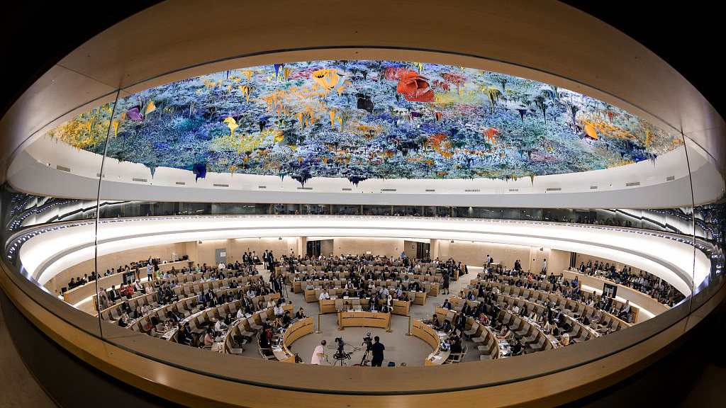 UN human rights body adopts resolution on right to development