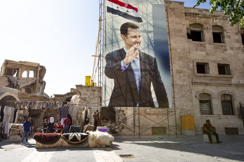 In ninth year of war, Syria to take its case before the UN
