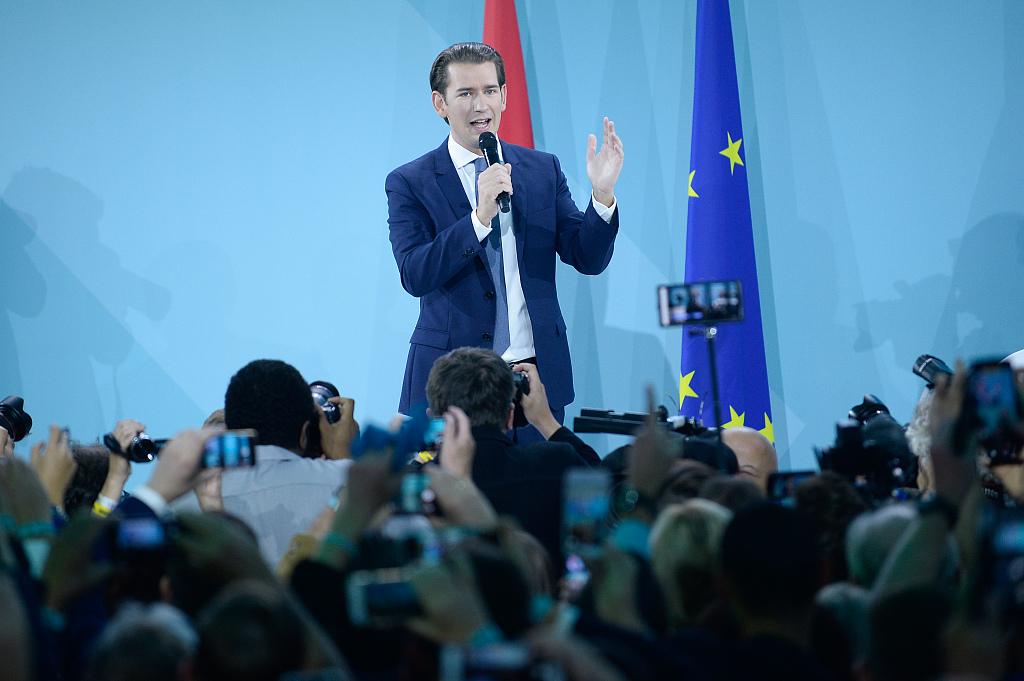 Conservatives win Austria election as far-right tumbles
