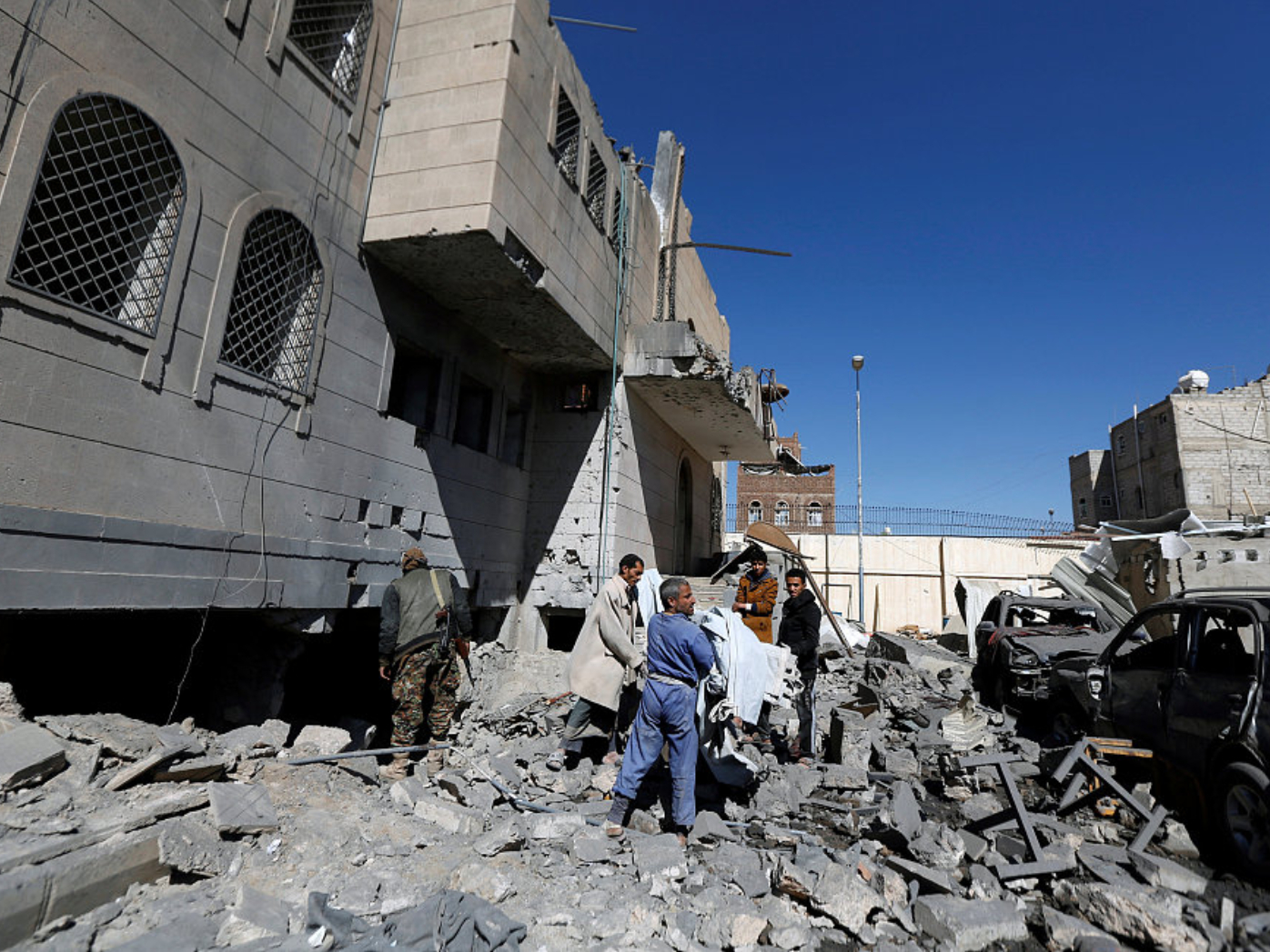 Yemen's Houthis release 290 prisoners: ICRC