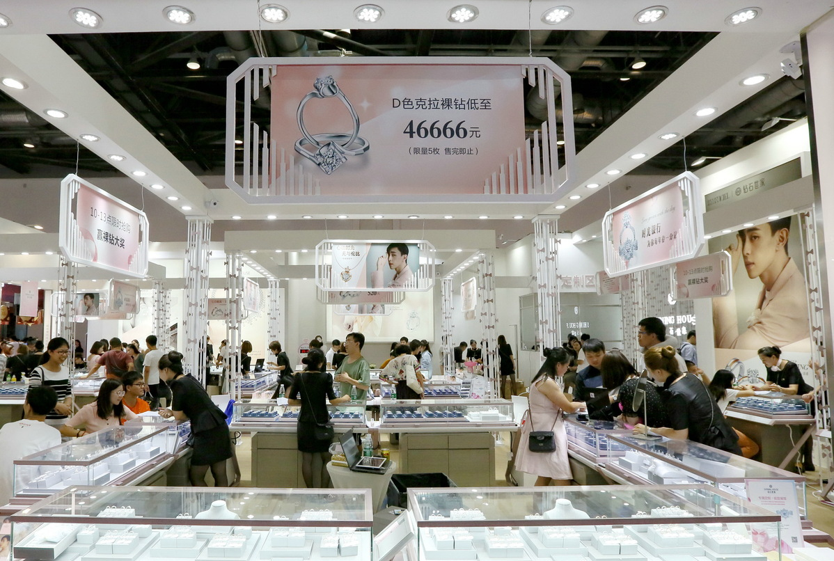 Millennial Chinese consumers aver diamonds are forever