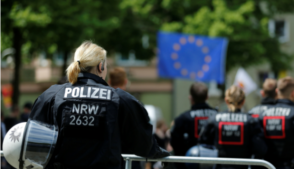 Far-right crimes on the rise in Germany as weapon seizures revealed