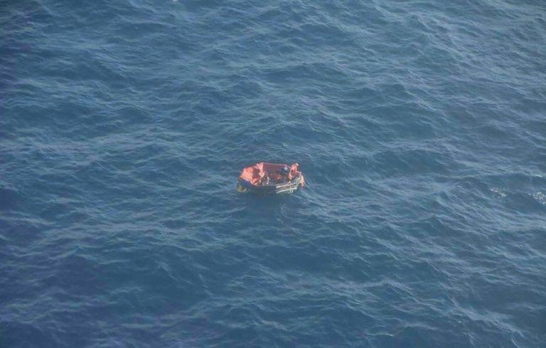 One dead, 10 missing after vessel sinks in Atlantic