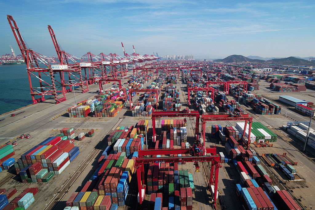 Ministry eyes high-quality growth in foreign trade