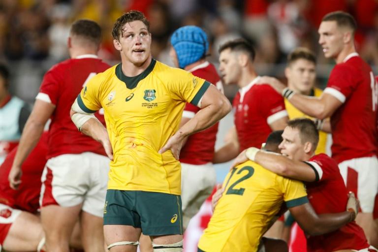 Aussie 'Super Pooper' left feeling blue after Wales loss