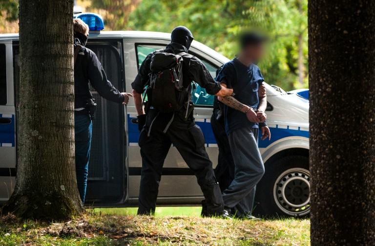Far-right 'terror' group in dock in Germany over attack plot