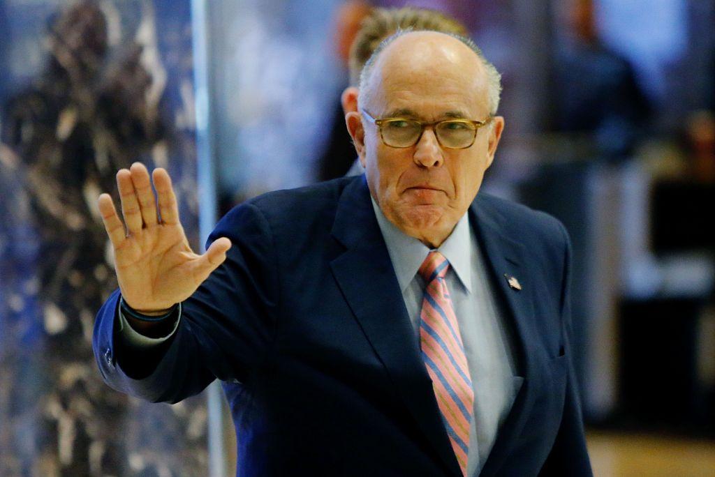 US House Democrats subpoena Giuliani in Trump impeachment probe