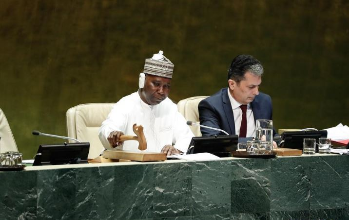 UN General Assembly concludes General Debate