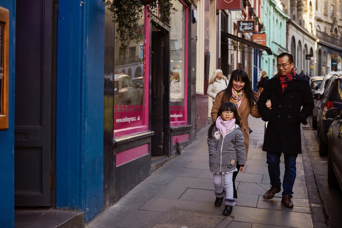 VisitScotland reveals first research into China market