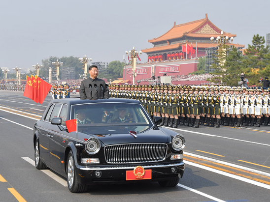 Highlights of 2019 National Day military parade