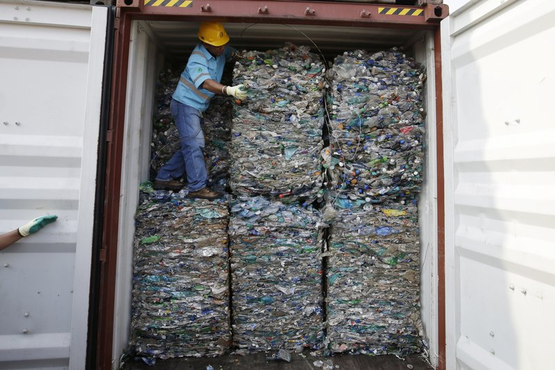 UK waste company fined for China export violation