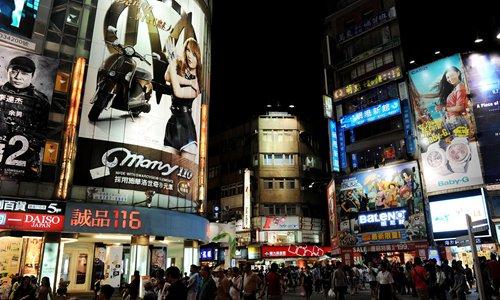 Economic sluggishness continues in Taiwan