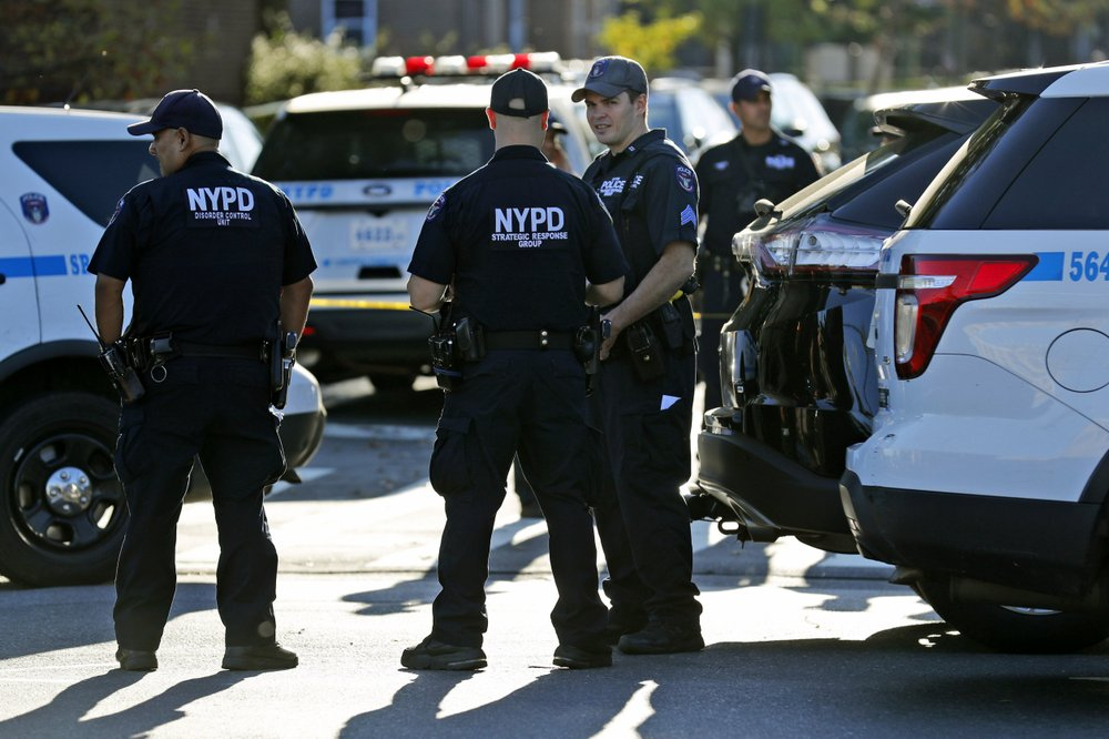 For the 2nd time this year, NYPD gunfire kills 1 of its own