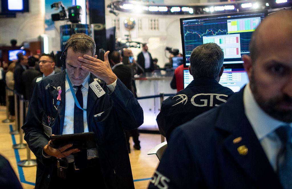 Global stocks fall on weak US manufacturing data