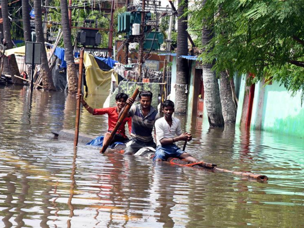 Death toll in east India's rain-related incidents reaches over 25