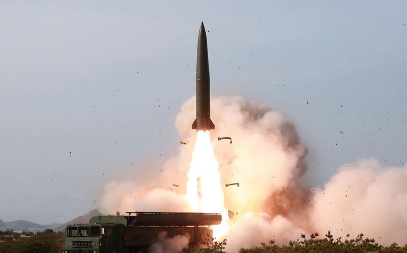 DPRK fires unidentified ballistic missile off east coast: S.Korea