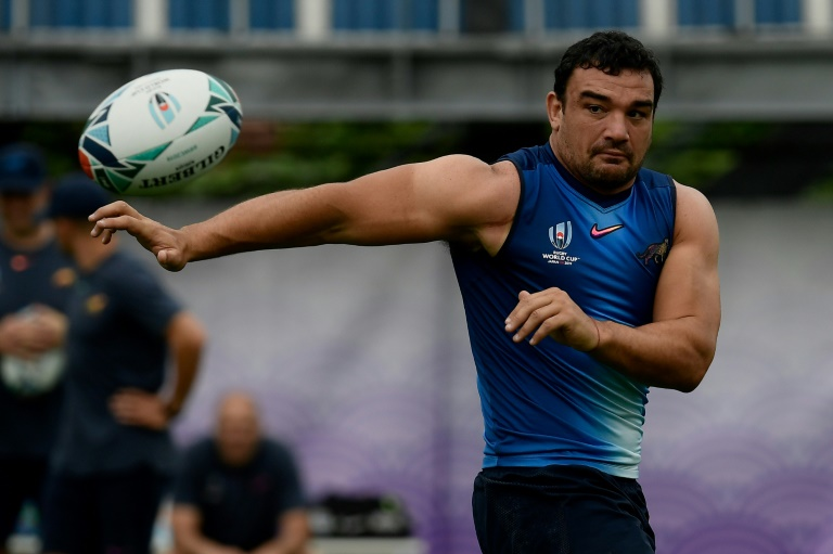 Argentina's Creevy says England clash 'like a war'