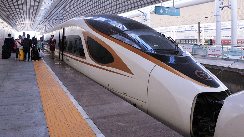 China's railways to see peak of daily passenger trips