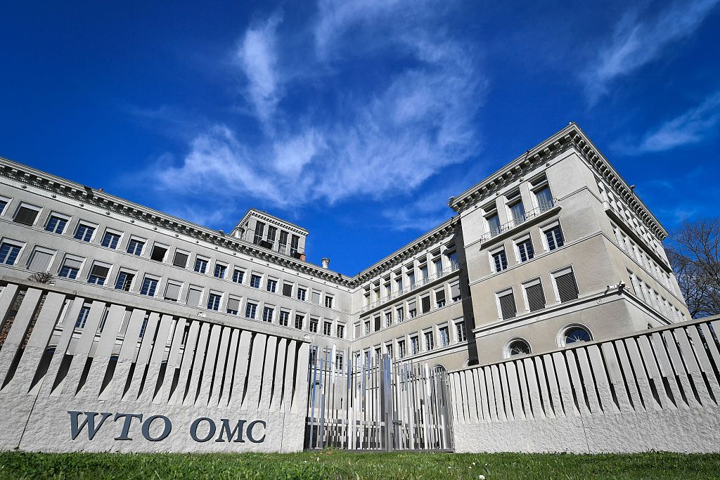 WTO lowers trade growth forecast to 1.2 pct