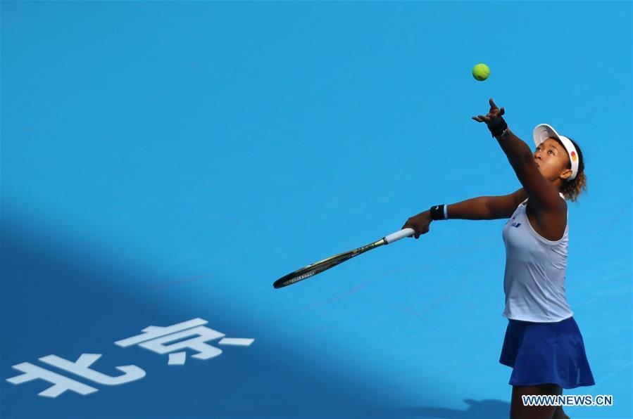 2019 China Open tennis tournament: Japan vs. U.S.
