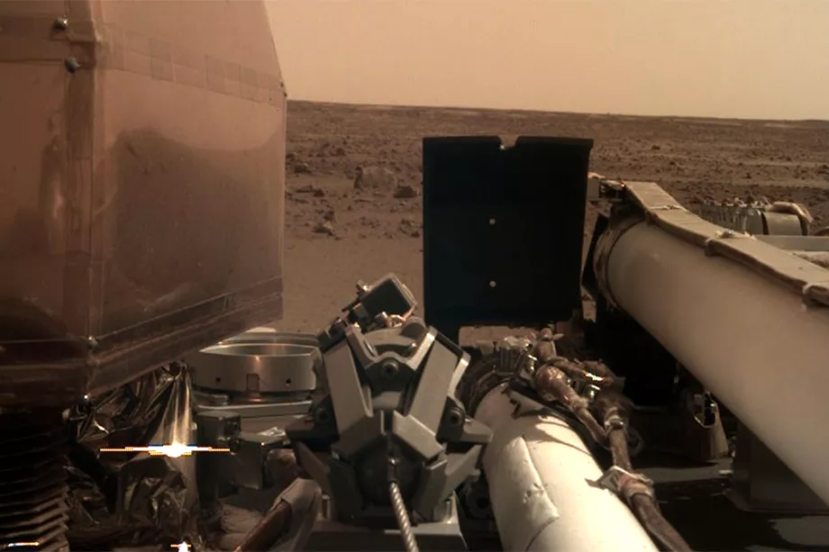 NASA's InSight lander captures peculiar sounds on Mars