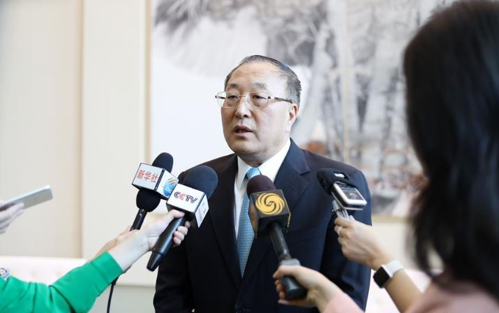 Chinese envoy calls for supporting growth of young people in Africa