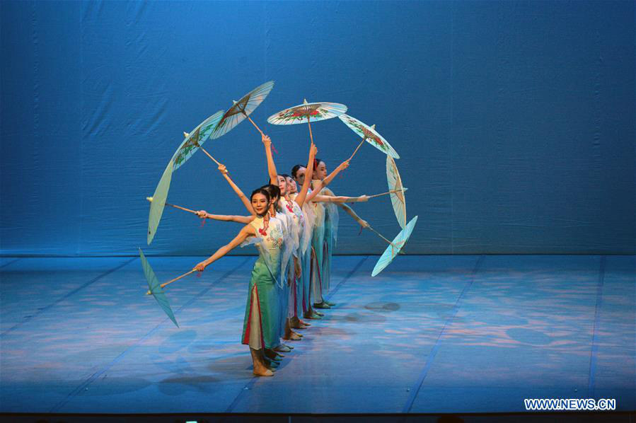 Chinese ballet theater stuns Turkish audiences
