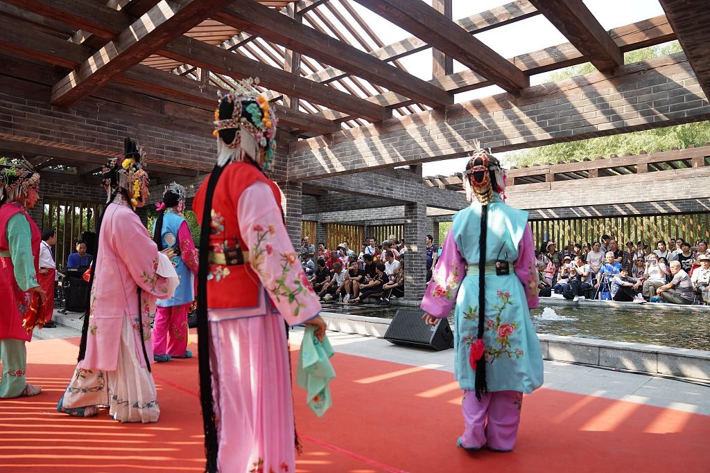 China kicks off traditional opera culture week