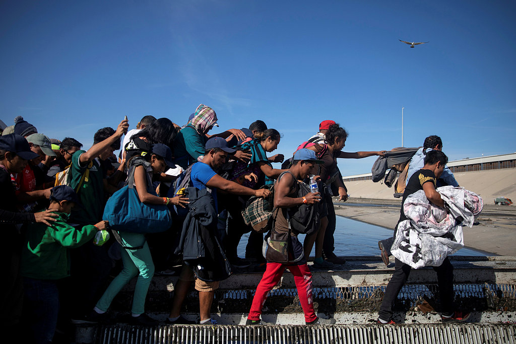 US to collect DNA of all undocumented migrants