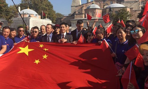 Istanbul officials vow more efforts for security of Chinese tourists
