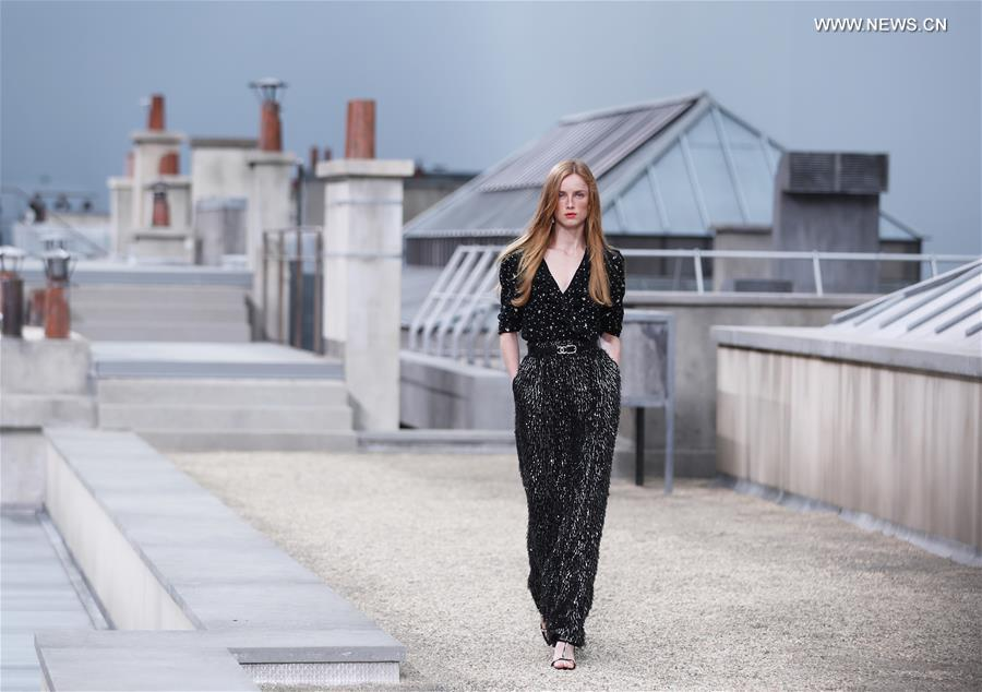 Paris Fashion Week: Spring/Summer 2020 women's ready-to-wear collection show
