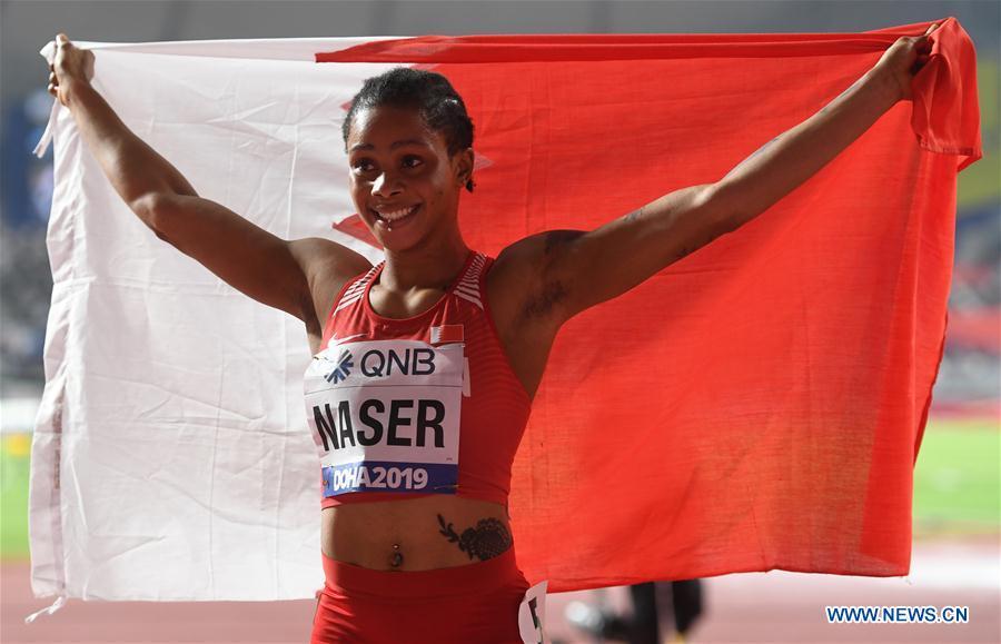 2019 IAAF World Athletics Championships: highlights of women's 400 meter final
