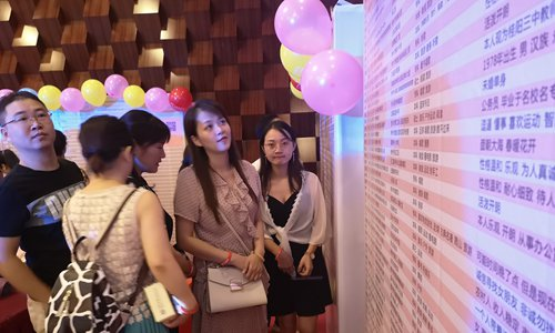 National Day holiday becomes 'golden week' for blind dating for China's unmarried youth