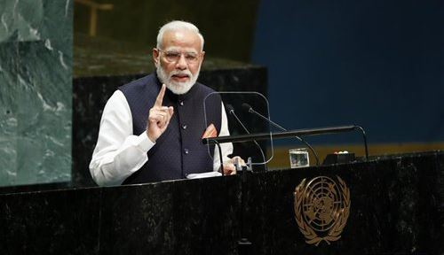 India's neighborhood first policy aims at centripetal ties