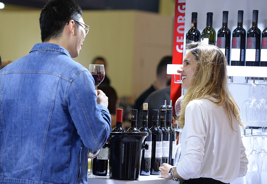 Lebanese winemakers keen to enter Chinese market